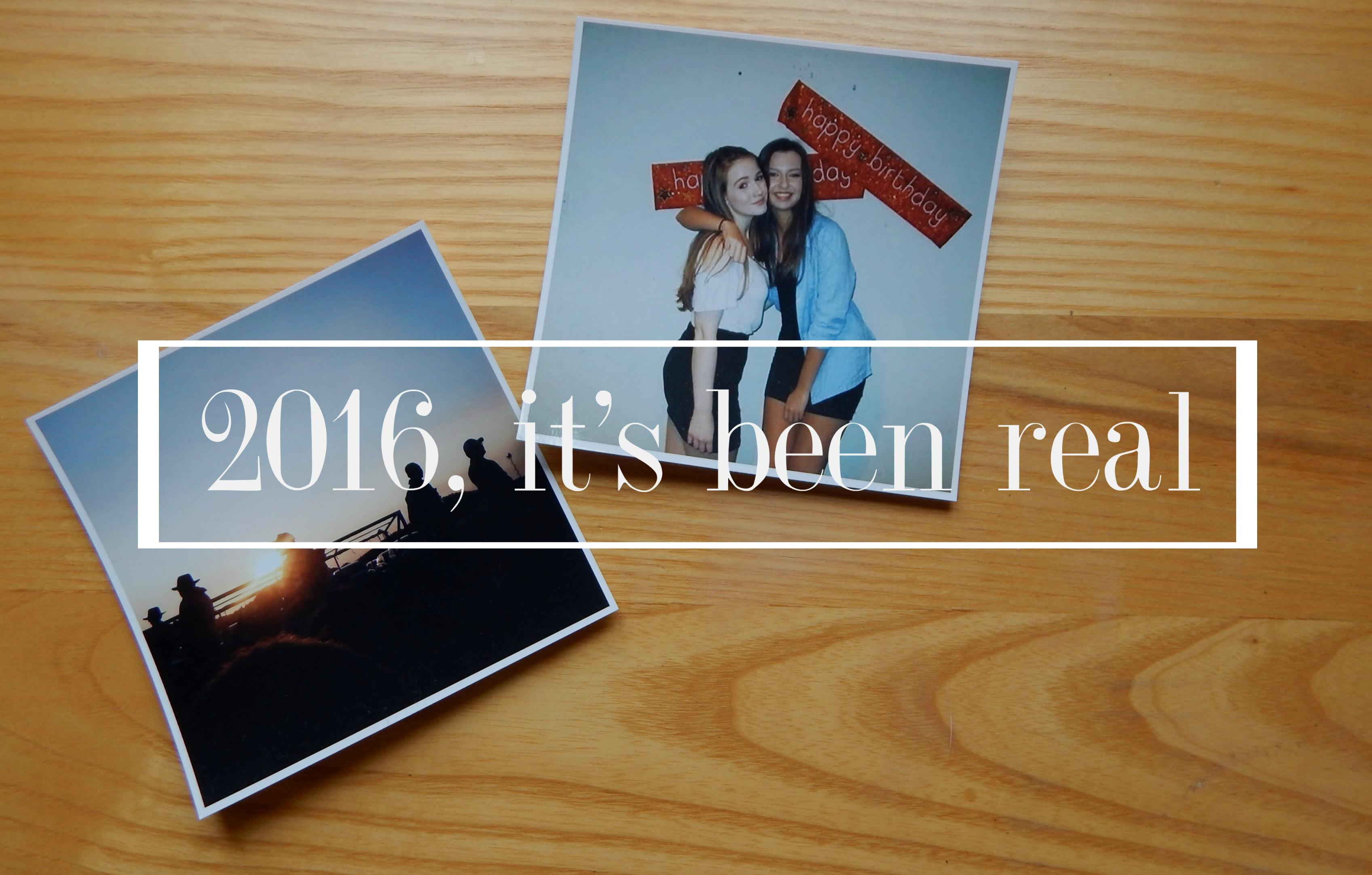2016 roundup