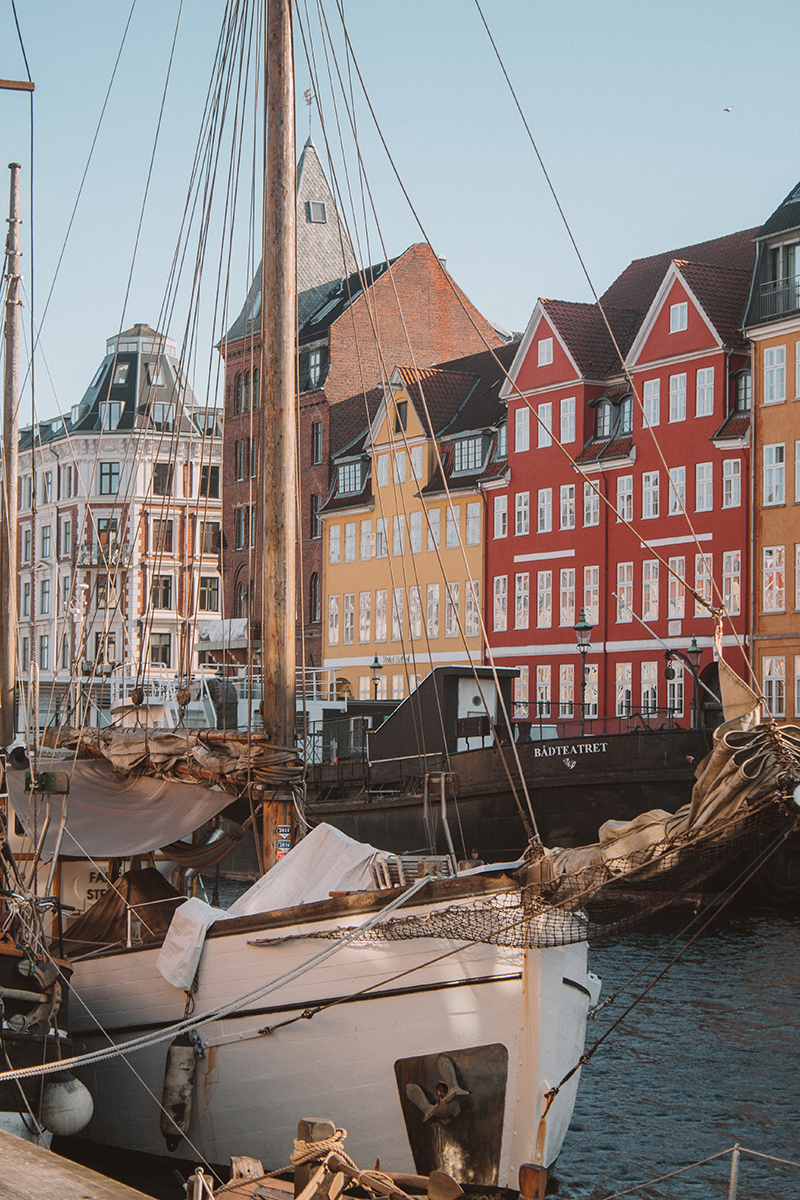 48 hours in Copenhagen